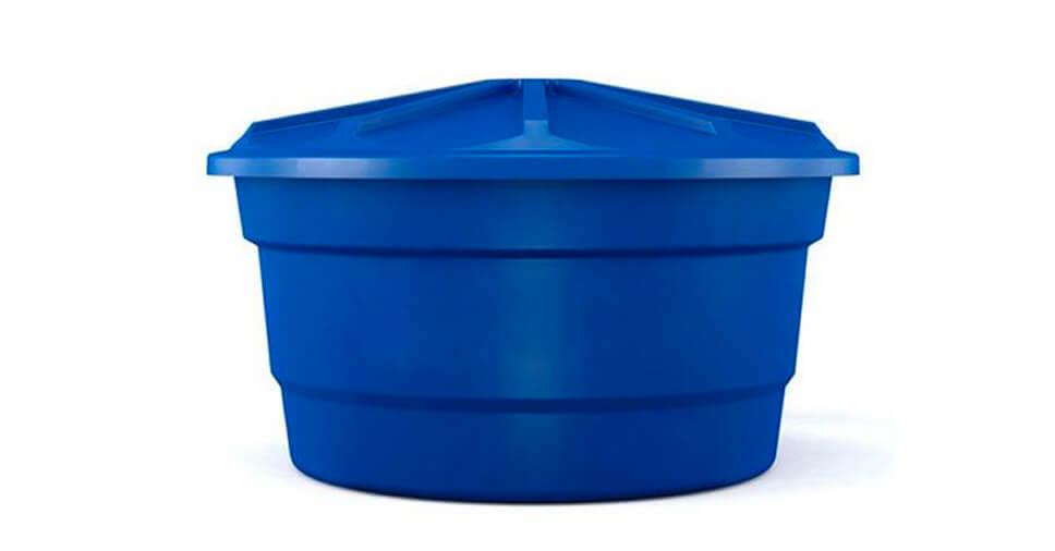 fazer limpeza de caixa d'água