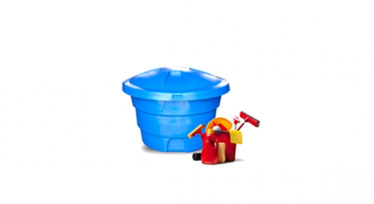 Doenças evitadas ao limpar caixa d'água