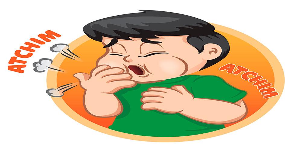 Será que você tem alergia a barata?