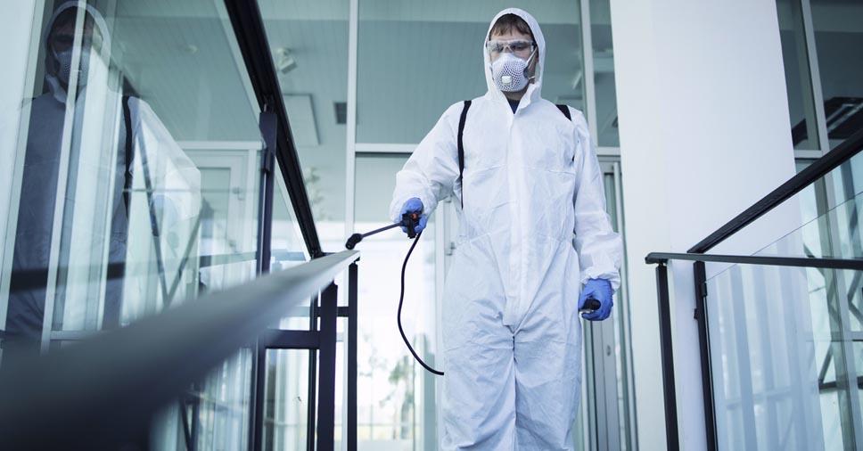 Você sabe o que é sanitização de empresas?