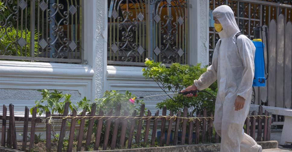 Importância da sanitização em condomínios: entenda!