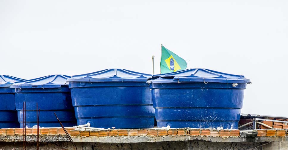 Insect Bye: conheça o serviço da empresa de limpeza de caixa d'água RJ